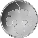 Pamětní stříbrná mince, 2NIS Adam a Eva proof