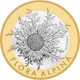 """Pamětní mince, 10CHF """"Carline Bodlák"""" stand"""