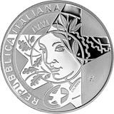 """Pamětní stříbrná mince, 10EUR """"Série Europa Star - Baroko"""" proof"""