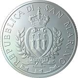"""Pamätná strieborná minca, 10EUR """"90. výročie založenia AS Rím"""" 2017 stand"""