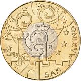 "Pamätná minca, 5EUR ""Jubilejná oslava milosrdenstva"" 2016"