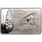 Pamětní stříbrná mince, 10000HUF Národní parky Maďarska - Národní park Bükk proof