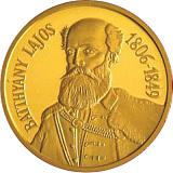 Pamětní zlatá mince, 20000HUF Maďarská revoluce 1998