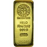 Investičné zlato, zliatok Argor Heraeus 1000 g