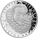Pamětní stříbrná mince, 200Kč Kryštof Harant z Polžic a Bezdružic proof