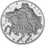 Pamätná strieborná minca, 10EUR Juraj Turzo – 400. výročie úmrtia stand