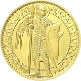 Dvojdukát svätováclavský dukát od autora Josefa Šejnosta č. 355
