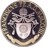 Pamětní mince, 5EUR 600. výročí Kopule Katedrály Santa Maria del Fiore v sadě oběžných mincí 2018