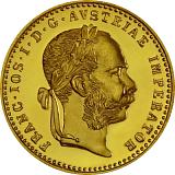 Investiční zlatá mince, 1DUKÁT František Josef I. 1915