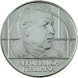 Pamätná strieborná minca, 5EUR  v sadě obežných mincí 2016 - 150. výročie narodenia Benedetta Croce stand