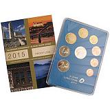 """Soubor mincí SR 2015 """"Slovenské euromince"""" proof-like"""