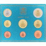 Sada oběžných mincí, Vatikán 2019