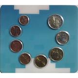 Sada oběžných mincí, San Marino 2019