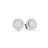 Diamantove nausnice
