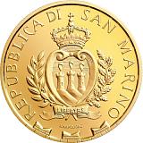 Pamětní zlatá mince, 20EUR 70. výročí Rady Evropy proof