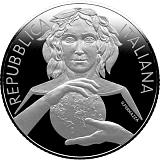 """Pamätná strieborná minca, 5EUR """"Medzinárodný rok zdravia rastlín"""" v sade obežných mincí 2020 proof"""