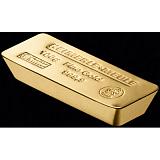 Investiční zlato, slitek Heimerle Meule 100 g Coffin shape