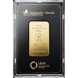 Investičné zlato, zliatok Heimerle Meule 20g