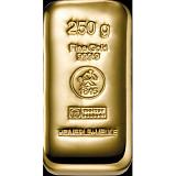 Investiční zlato, slitek Heimerle Meule 250 g